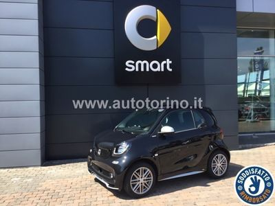 second-hand Smart ForTwo Coupé FORTWO 90 turbo twinamic passion
