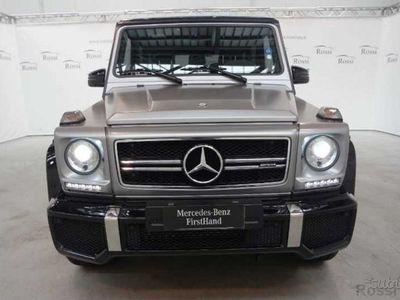 usata Mercedes G63 AMG rif. 10653697