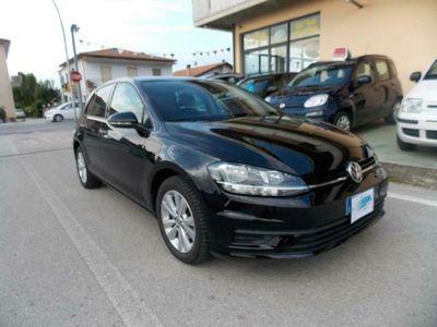 usata VW Golf VII 1.6 TDI 115cv Km 32.000