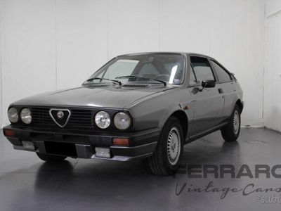 "gebraucht Alfa Romeo Sprint 1.3 ""ASI"" - 1988"
