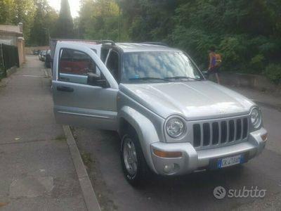 usata Jeep Cherokee 3ª serie - 2004