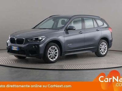 usata BMW X1 Xdrive 18d Business