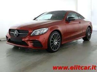 usata Mercedes C300 Automatic Coupé Premium
