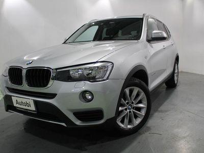 brugt BMW X3 2014 Diesel xdrive20d Business auto