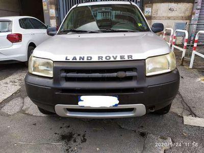 usata Land Rover Freelander 2.0 Td4 16V cat 3p. Hardback