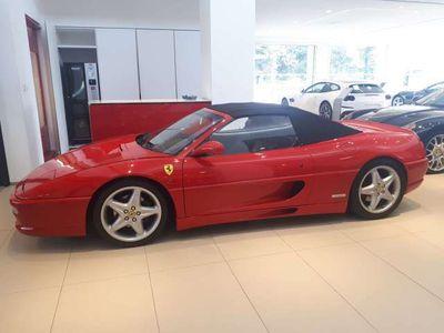 usata Ferrari F355 Spider