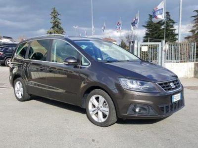 used Seat Alhambra 2.0 TDI 184 CV CR DSG Advance