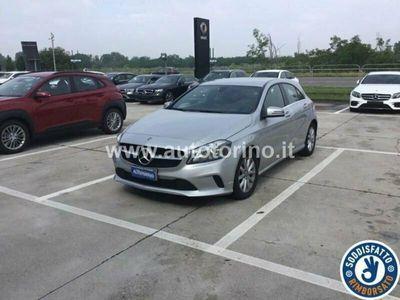 usado Mercedes A160 A 160d Business auto