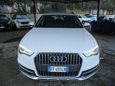 käytetty Audi A6 Allroad WAGON 3.0 TDI 235kW quattro tiptronic Business Plu