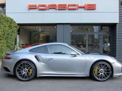 brugt Porsche 911 Turbo S 991 3.8Coupé