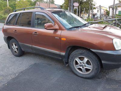 used Hyundai Santa Fe 1ª serie - 2001