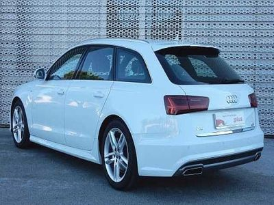 brugt Audi A6 2.0 TDI 190 CV ultra S tronic Business Plus S line