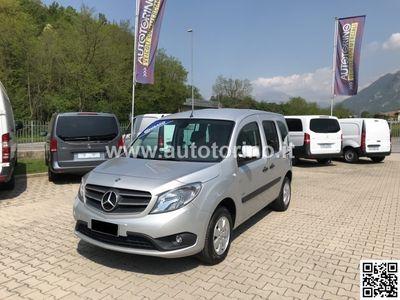 gebraucht Mercedes Citan 111 cdi Tourer N1 BluEff. E6