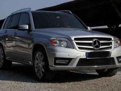 usata Mercedes GLK350 4Matic Chrome