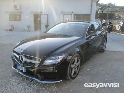 używany Mercedes CLS250 d 4Matic Premium rif. 11001468
