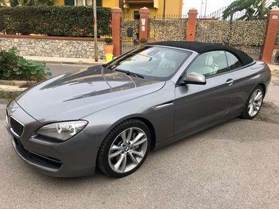 usata BMW 650 Cabriolet Serie 6 (F12/F13) Futura