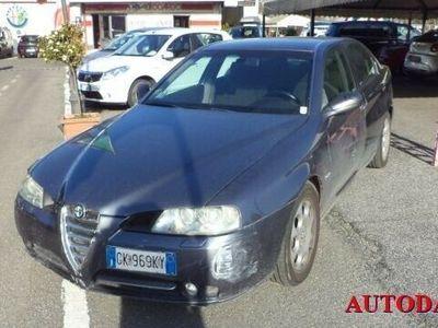 usata Alfa Romeo 166 2.4 JTD M-JET 20V cat Progression rif. 12932331