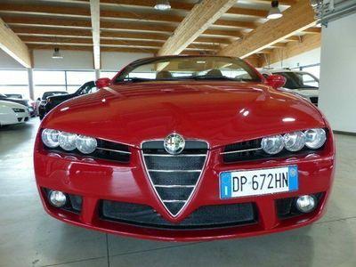 used Alfa Romeo Spider 2.4 JTDm 210CV