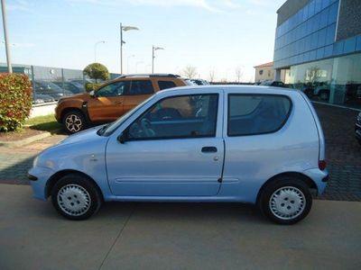 gebraucht Fiat Seicento 1.1i cat Clima