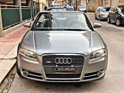 usata Audi A4 Cabriolet 2.0 TDI F.AP./S-Line/PELLE/17/1 PROPRIET