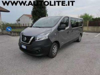 usata Nissan NV300 27 1.6 dCi Twin Turbo 125CV Start&Stop PL-TN Bus M