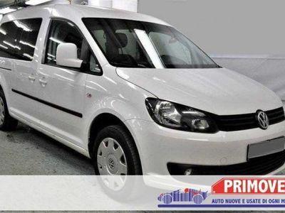 brugt VW Caddy Maxi 2.0 Ecofuel Life TGI 7 posti,clima,bluetooth,