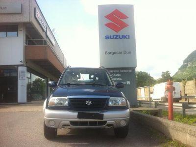 usata Suzuki Grand Vitara 16v 3 Porte Usato