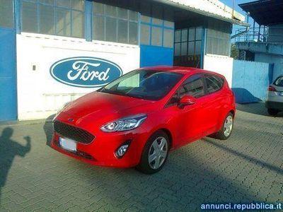 used Ford Fiesta 1.5 TDCi 5 porte Plus del 2018 usata a Pavone Canavese