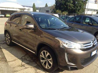 usata Citroën C4 Aircross 1.8 HDi 150 Stop&Start 2WD Exclusive Full Optional