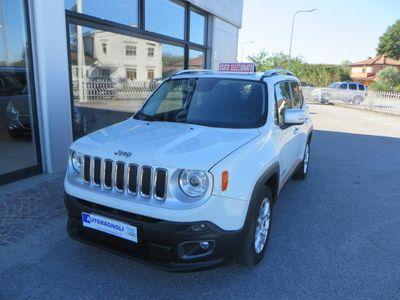used Jeep Renegade LIMITED 1.6 Mjt 120 cv UNICO PR.