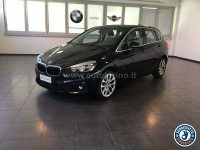usata BMW 216 Serie 2 Active Tourer d Advantage del 2016 usata a Corsico