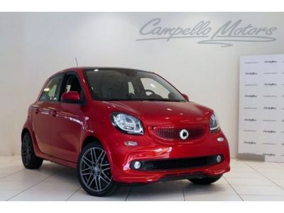 gebraucht Smart ForFour 90 0.9 Turbo twinamic Brabus Style
