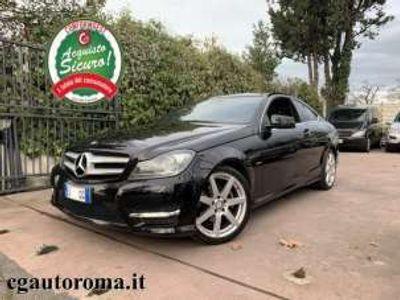 usata Mercedes C250 Classe C Cpé (C204)CDI BlueEFFICIENCY Coupé Avantgarde