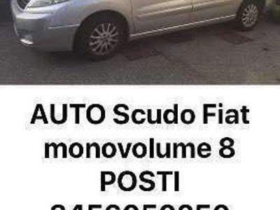 usata Fiat Scudo 2.0 MJT/136 DPF PL Panorama Executive 5