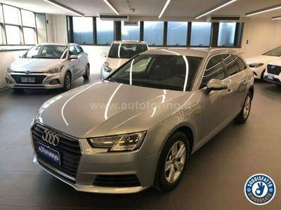 usata Audi A4 A4avant 35 2.0 tdi 150cv s-tronic