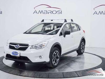 usata Subaru XV 1.6i Bi-Fuel Comfort del 2015 usata a Viterbo