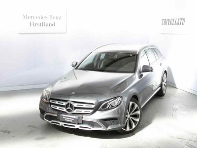 usata Mercedes E220 Classe E SW All-TerrainS.W. 4Matic Auto Business Sport All-Terrain