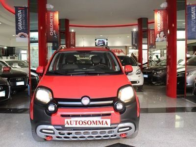 second-hand Fiat Panda Cross 0.9 TwinAir Turbo S 90 CV 4X4 ITALIANA