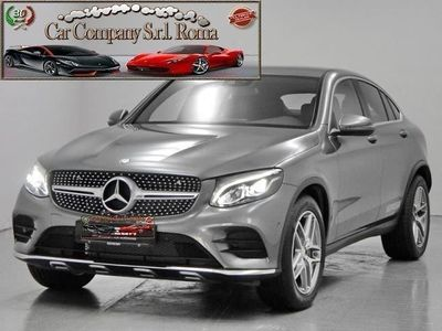 usata Mercedes GLC220 220 D Pacchetto Sportivo Amg Cou Usato
