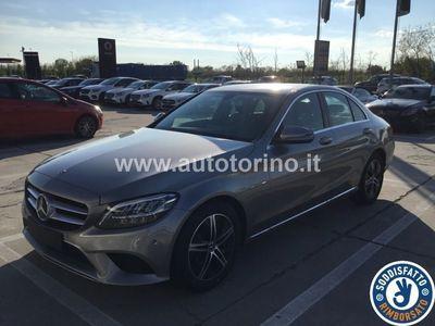 used Mercedes C220 CLASSE C BERLINAd Auto Sport Plus