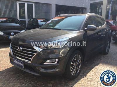 usata Hyundai Tucson TUCSON1.6 crdi Xprime Safety Pack 4wd 136cv dct