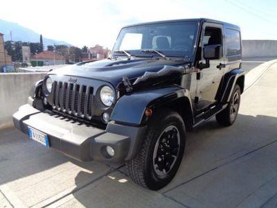 usata Jeep Wrangler 2.8 CRD MODELLO X - Automatica/pelle/navigatore