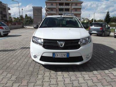 usata Dacia Sandero 1.2 - impianto gpl