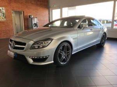 usata Mercedes CLS63 AMG amg performance unico proprietario benzina