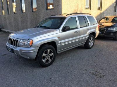 used Jeep Grand Cherokee 2.7 CRD CAT
