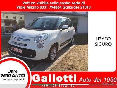 brugt Fiat 500L 1.3 Multijet 95 CV Lounge