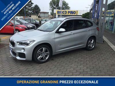 usata BMW X1 X1xDrive20d MSPORT