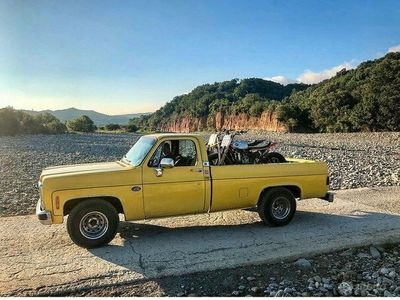 usata Chevrolet Pick-Up v8 diesel