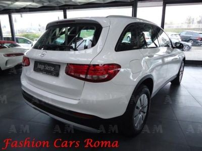 used Mercedes GLC220 d 4Matic Exclusive usato