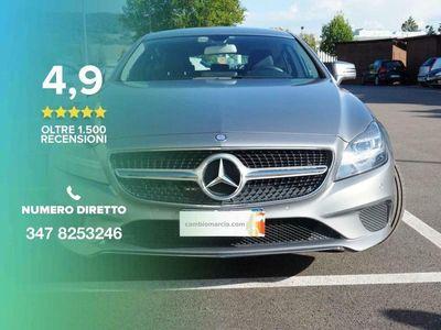 usata Mercedes CLS250 SW BlueTEC Sport
